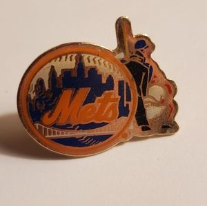 1991 New York Mets Lapel Pin MLB Baseball Souvenir